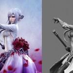 SINoAlice - Snow White fan art by Wandah Kurniawan