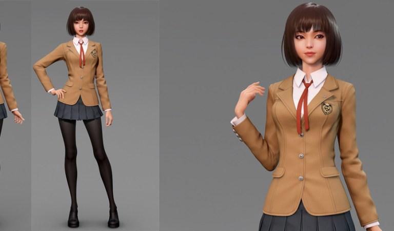 School uniform – Variation by shin jeongHo