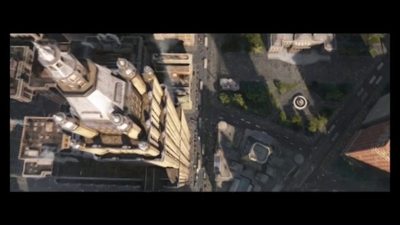 The Great Gatsby VFX   CGHOW