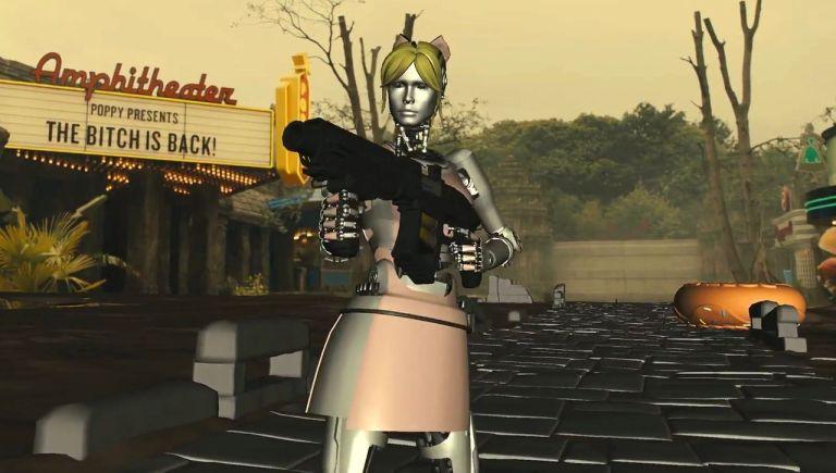 Making of Kingsman: The Golden Circle – Beauty Bot