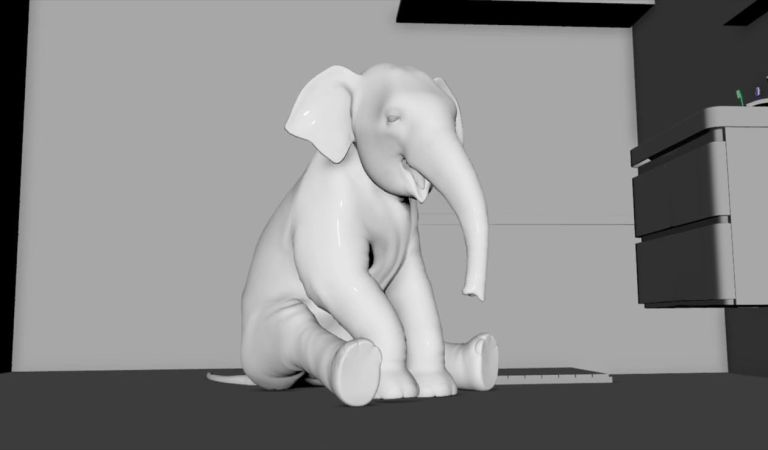 Making of Soak Elephant in the Room
