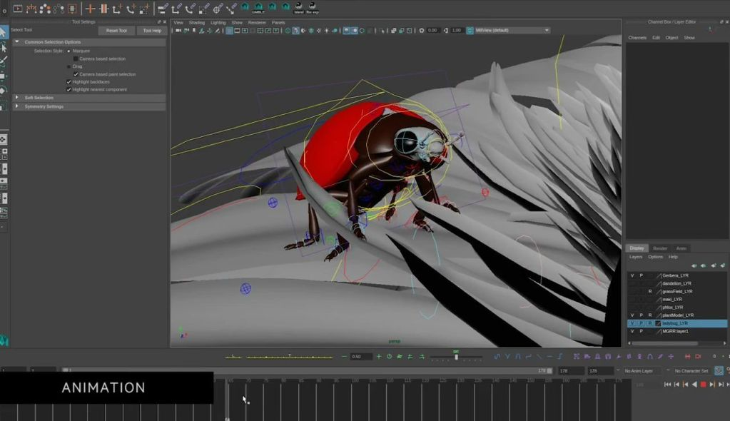 Making of Xbox One X – Insects