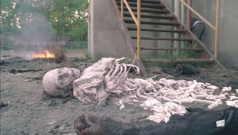 The Walking Dead Ep 801 VFX Breakdown