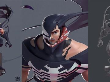 Venom by Kontorn Boonyanate
