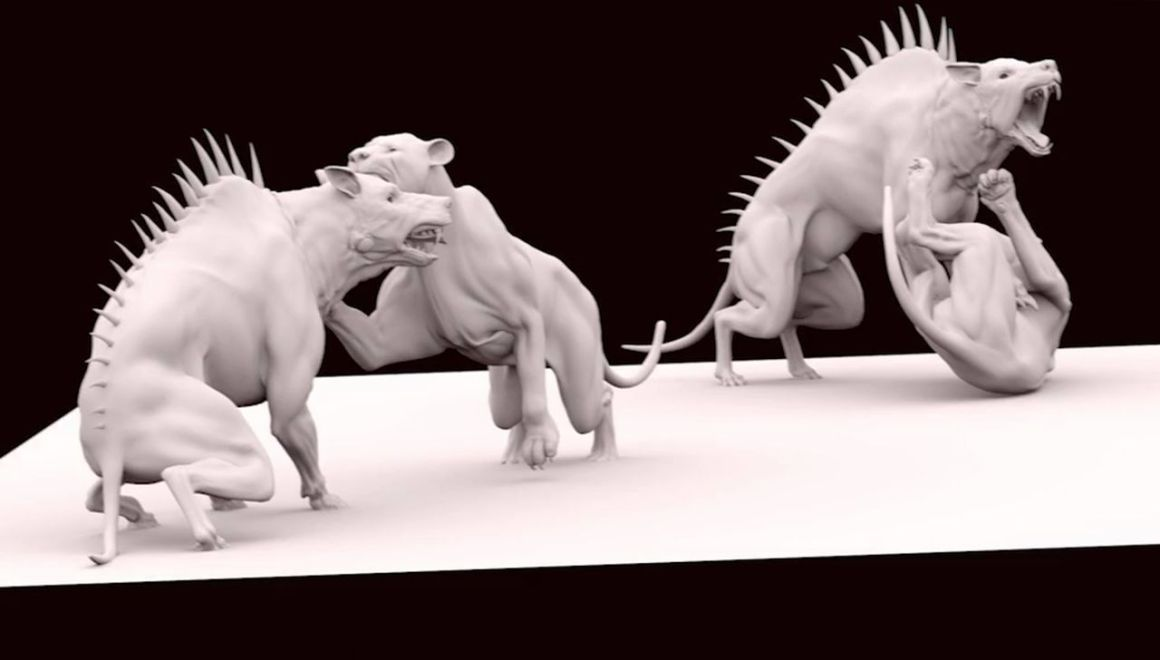 Zoo VFX Breakdown by Zoic Studios