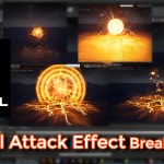 Unreal Engine | Magical Attack Effect Breakdown