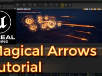 Unreal Engine Magical Arrows Tutorial