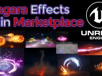 Niagara Effects Pack in Marketplace