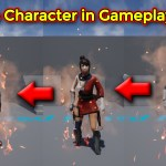 Change Character in Gameplay in Unreal Engine