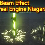 Laser Beam Effect | Unreal Engine Niagara Tutorial | UE4 Laser Beam