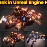 Sci-fi Tank Effect | Unreal Engine Niagara Tutorials | UE4 Niagara Scifi Tank