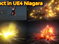Unreal Engine Niagara Tutorials | UE4 Niagara Tutorials