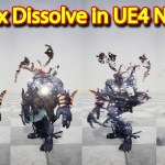 Vortex Dissolve Effect | Unreal Engine Niagara Tutorials | UE4 Niagara Vortex Dissolve