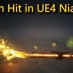 Beam Hit Effect   Unreal Engine Niagara Tutorials   UE4 Niagara Beam