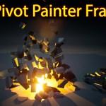 UE4 Pivot Painter Fracture