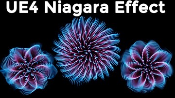 Unreal Engine Niagara Tutorials