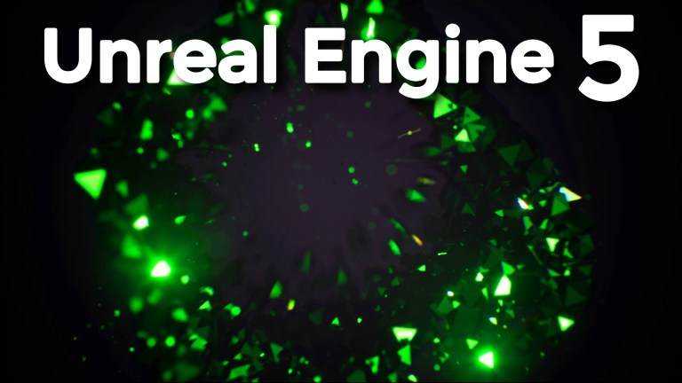Unreal Engine 5   Satisfying Particles Fx in UE5 Niagara   Download Project Files