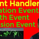 Event Handler in UE5 Niagara | Location Event | Death Event | Collision Event | Download Project