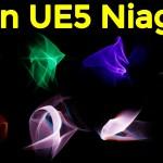 Unreal Engine 5 Niagara Tutorials | Download Project Files