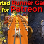 I created Infinite Runner Game in Unreal Engine 5 for my Patreon