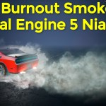 Drift Car Burnout Smoke in UE5 Niagara | REQUESTED | Download Files