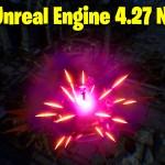 Unreal Engine 4.27 Niagara Tutorial | Dark Energy Burst FX | Download Files