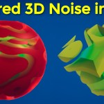 Layered 3D Noise in UE5 Niagara and Material Tutorial   Download Files