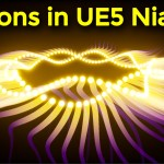 Ribbons in UE5 Niagara Tutorial | Download Files