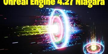 Unreal Engine 4.27 Niagara Effect Tutorial | Download Files