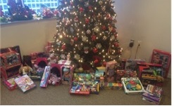 CGH Participates in Dr. Bear's Toy Drive for Children's National Medical Center