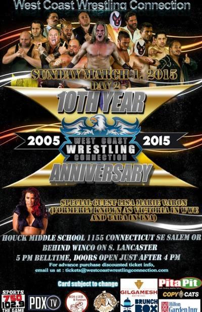 WCWC Anniversary Show