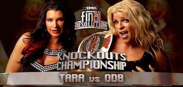 TNA Final Resolution December 20, 2009!