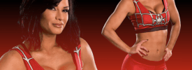 WWE Profile Makeover!
