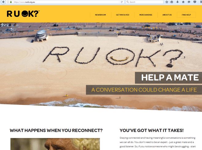 ruok screenshot