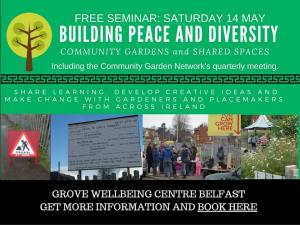 Peace and Diversity in Community Gardens