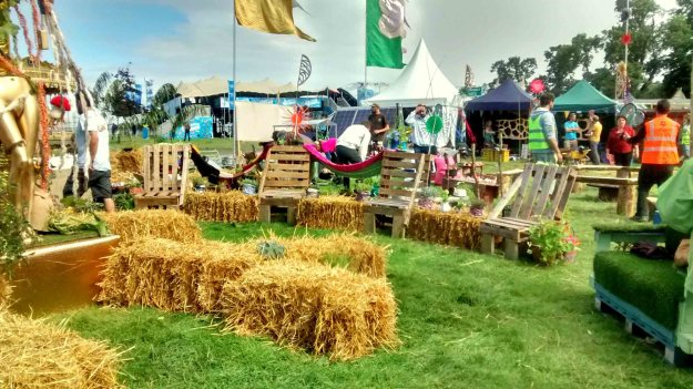Global Green in Electric Picnic 2016 - A Newbie's Perspective