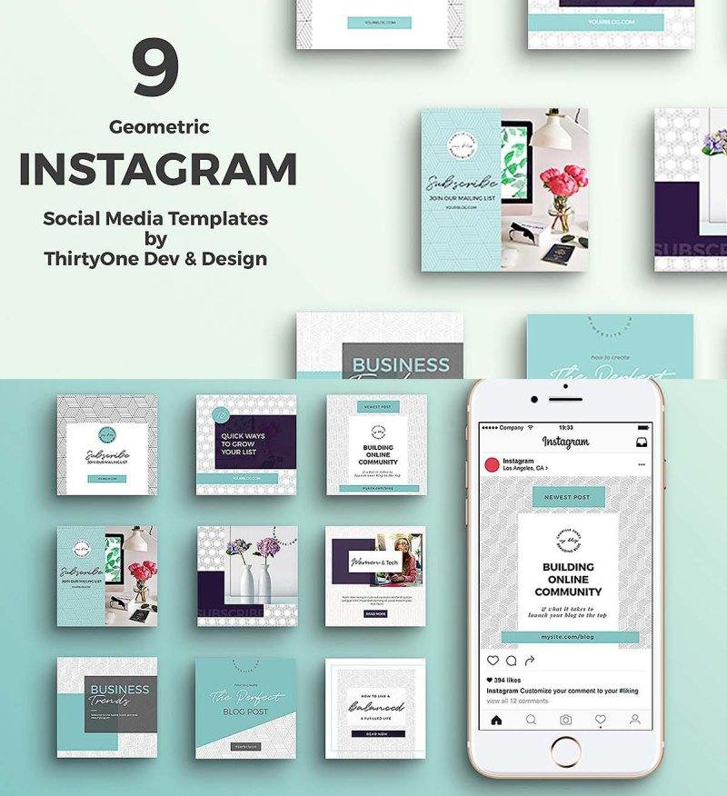 Instagram Frame Template Online Free | Framebob org