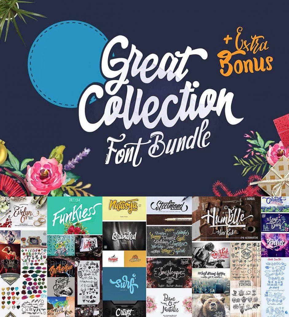 Download 10 Unique Fonts Collection   Free download