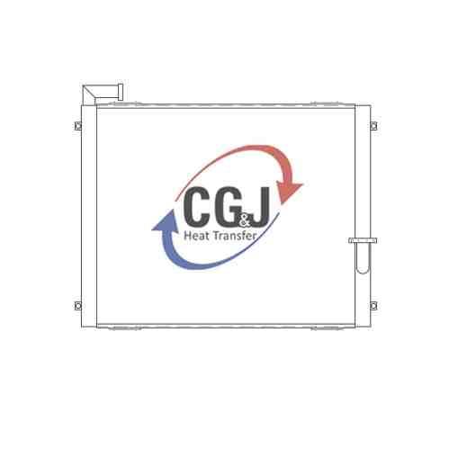 small resolution of bt 5267 aluminum crane oil cooler