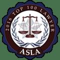ASLA Top 100 Lawyer