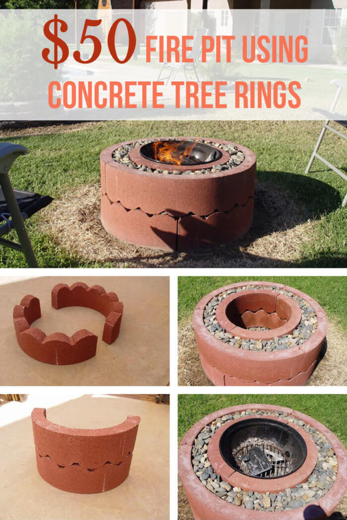 Inspiring fire pit bench ideas to make for your backyard