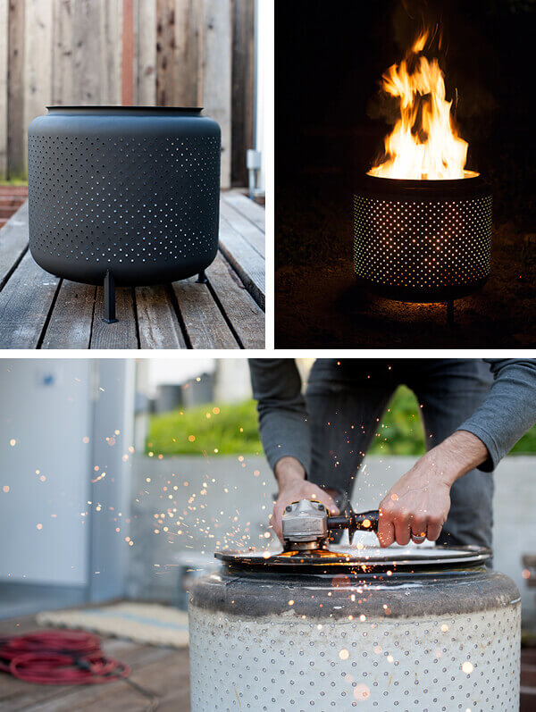 Best fire pit ideas backyard with cozy seating area