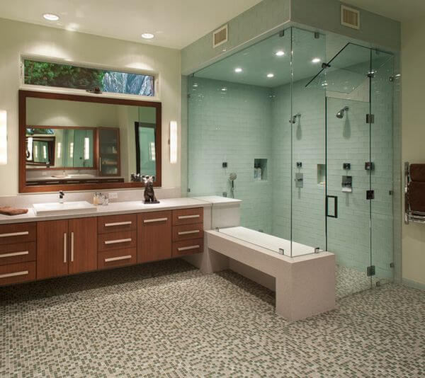 Awesome walk in shower tub that you will love
