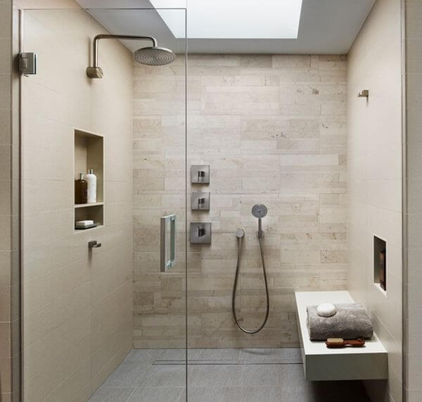 Best walk in shower with bench to upgrade your bathroom