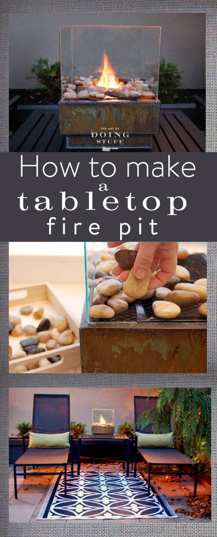 Creative fire pit ideas with pavers to make s'mores with your family