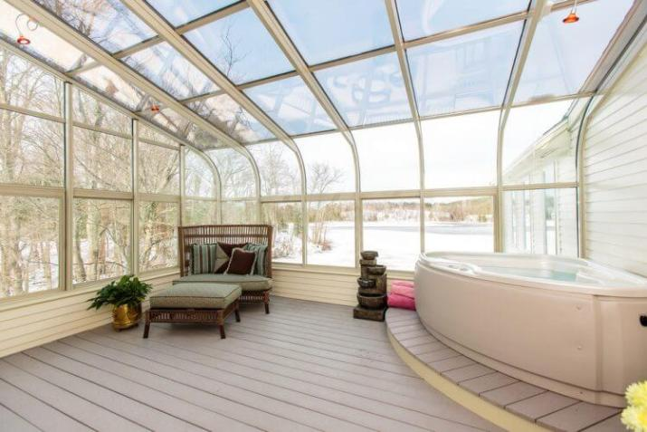 Inspiring sunroom decorating ideas budget window treatments