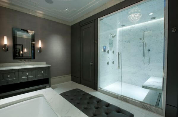 25+ Contemporary Walk In Shower Ideas For Your Dream Bathroom