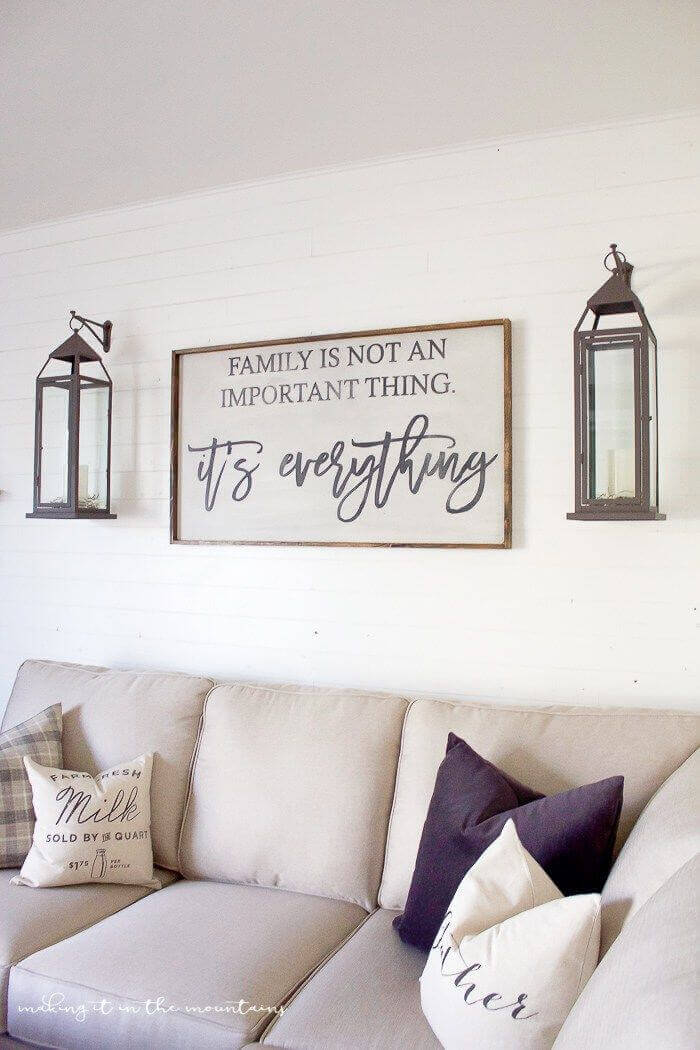 Beautiful Farmhouse Wall Decor Pinterest To Add Some Rustic Flair To Your  Blank Walls