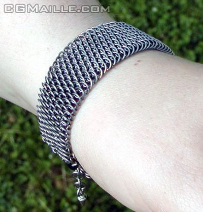 Amazing chainmaille jewelry rings that will change how you think of chainmaille