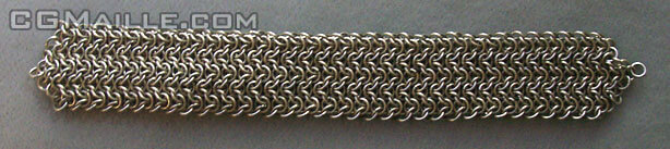 Creative chainmaille jewelry images to get you started making chainmaille